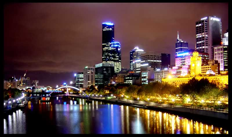 melbourne-by-night